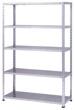 パネル・金網などのオプション組合せにより様々な用途にお使い頂けます。中間棚板の高さも変更可能。